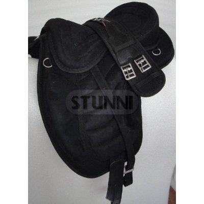 Stunni Synthetic English Saddle