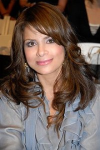 "Photo of Paula Abdul who told nStyle Magazine that Jack LaLanne's Power Juicer is her ""prized piece of equipment."""
