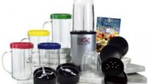 The Magic Bullet Blender System 21 piece set