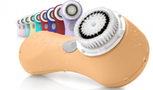 The Clarisonic Mia Sonic Skin Cleansing System in a variety of colors.