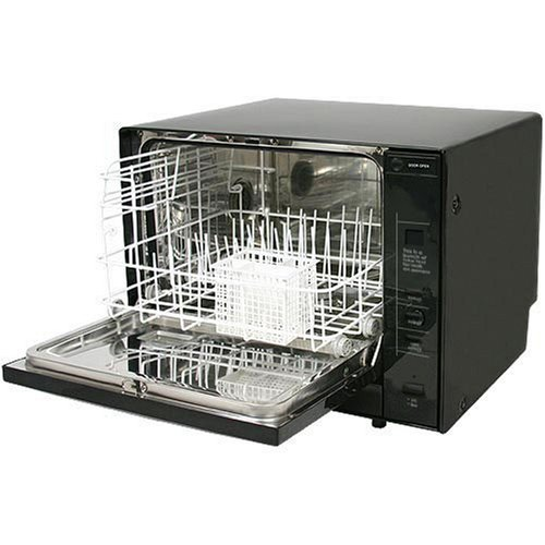 Koldfront Countertop Portable Dishwasher with Digital Control- PDW45EB