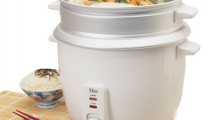 The Elite 3 Cup Rice Cooker.