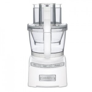 Cuisinart Food Processor in White