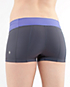 "Lululemon Hot ""N Sweaty short back view."