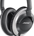 Around the Ear headphones that show cusions