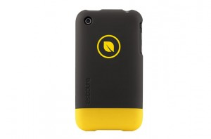 Icon Slider Case (yellow/gray)