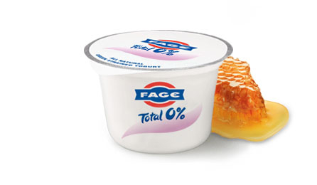 Fage Total 0% Greek Strained Yogurt with Honey