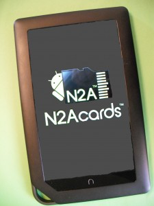 Nook to Android Card