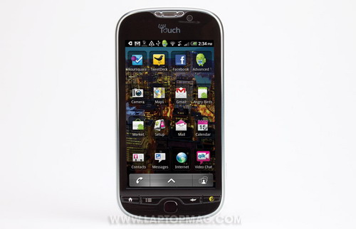 T-Mobile myTouch 4G Android Phone