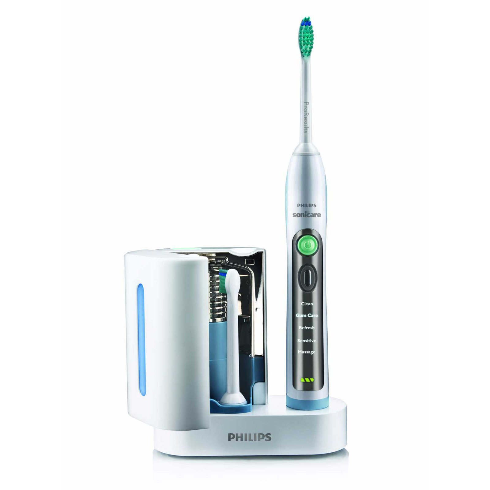 FlexCare+ Rechargeable sonic toothbrush