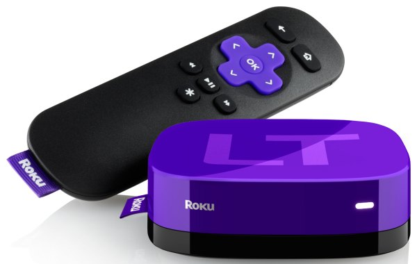 Roku LT Streaming Player and Remote