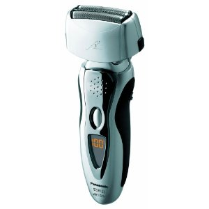The Panasonic ES8103S Men's Wet/Dry Rechargeable Electric Shaver