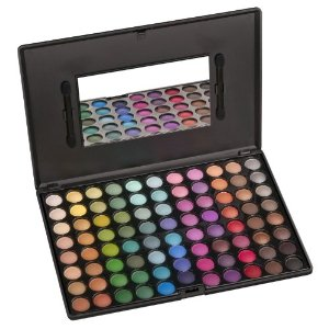A picture of the Coastal Scents 88 Color Makeup Palette