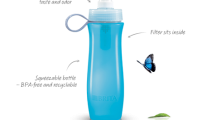 The Brita Water Bottle