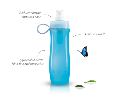 Brita Filtered Water Bottle Review Equal Reviewer