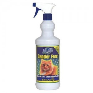 32oz Bottle of Dander-Free Spray