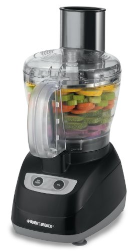 Black and Decker 8 Cup Food Processor #FP1800B