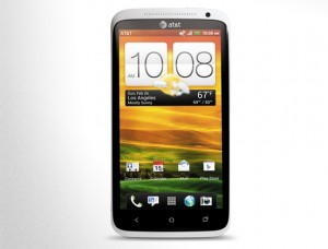 The HTC One-X