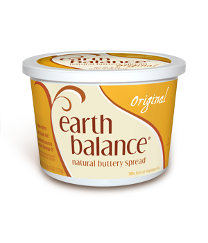 Photo of Earth Balance Original Natural Buttery Spread