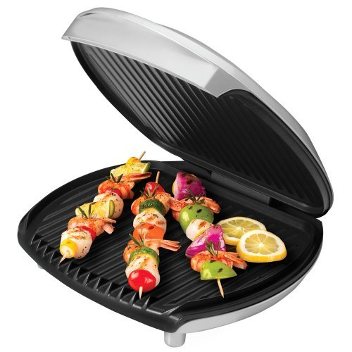 George Foreman Grand Champ GR36P Electric Grill