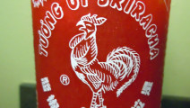 Sriracha, the king of hotsauce