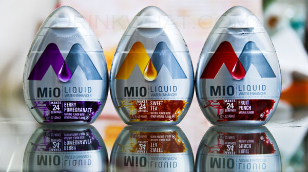 1.62 ounce containers of Kraft MiO Liquid Water Enhancer