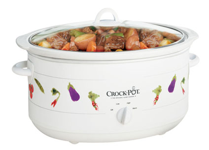 7-Quart Crock-Pot Manual Slow Cooker