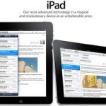 Ipad from two angles