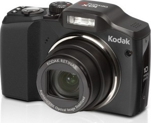 Kodak Easy Share z915 camera in black