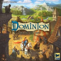 Dominion Card Game Box