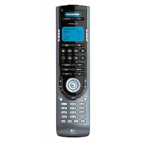 Logitech Harmony 550 Full View