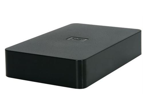A Western Digital Elements Hard Disk Drive (HDD)