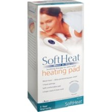 This is the box the soft heat heating pad comes in