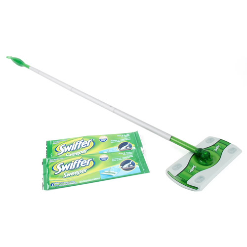 Swiffer Sweeper two-in-one cleaning tool