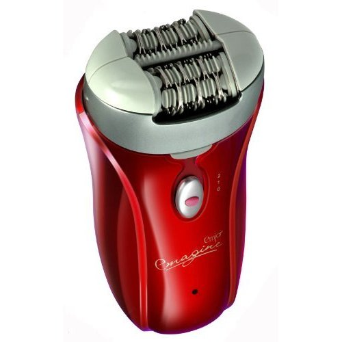 Red Emjoi AP-18 Emagine Dual Opposed 72 Tweezer Head Epilator