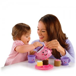 Fisher price laugh and learn tea pot