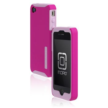 Incipio iPhone 4 Double Cover Hard Shell Case with Silicone Core SKU IPH-014