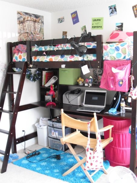 Producer Workstation Twin Loft Bed