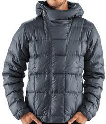 Nau's Men's 850-Fill Down Hoody Jacket