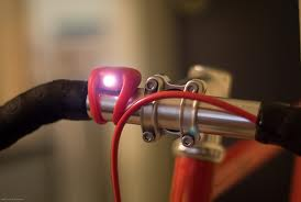 Knog Frog LED Strobe Bike Light