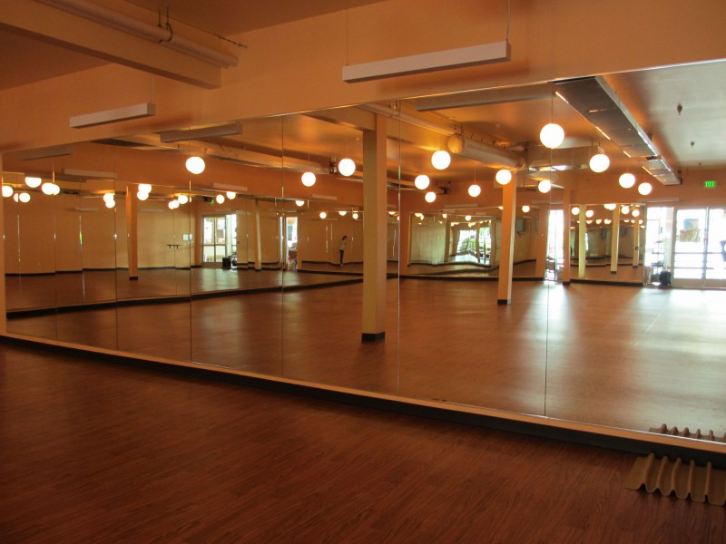 Hot Yoga Inc. has clean, spacious studios.
