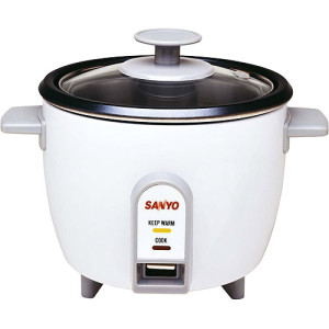 Sanyo Rice Cooker & Steamer EC-505